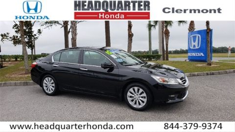 Certified Pre-Owned 2015 Honda Accord Touring