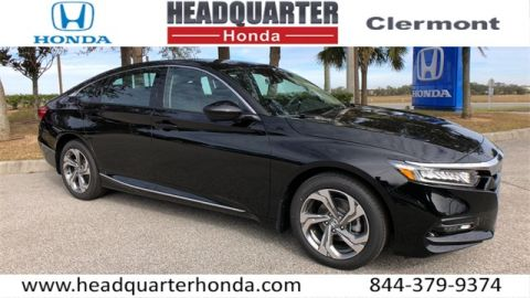 New 2018 Honda Accord EX 1.5T