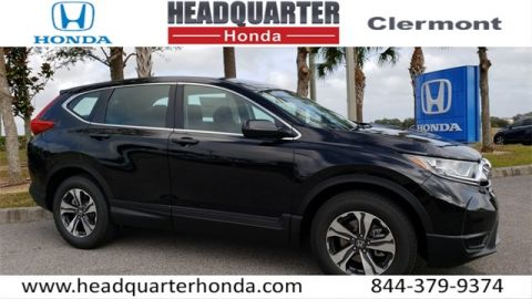 New 2019 Honda CR-V 2WD LX