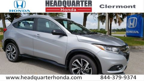 New 2019 Honda HR-V 2WD Sport