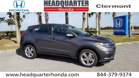 New 2019 Honda HR-V 2WD LX