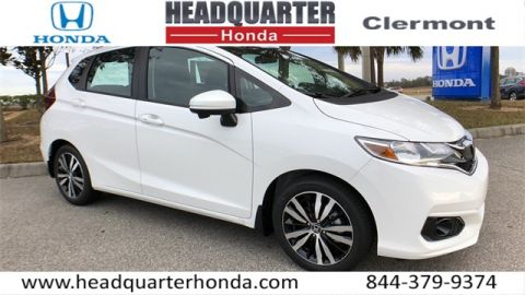 New 2018 Honda Fit EX 6MT