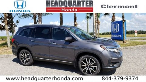 New 2019 Honda Pilot 2WD Touring