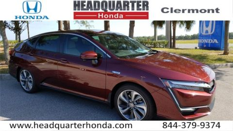 New 2018 Honda Clarity PHEV