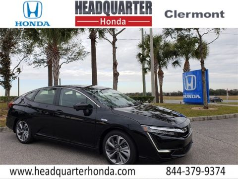 New 2018 Honda Clarity PHEV Touring
