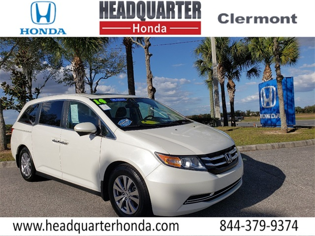 Certified Pre-Owned 2014 Honda Odyssey EX-L