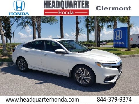 New 2019 Honda Insight Touring