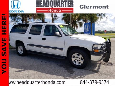 Pre-Owned 2004 Chevrolet Suburban 1500 LS