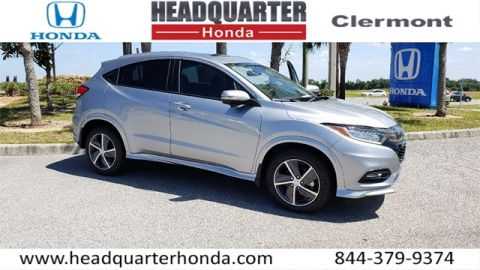 New 2019 Honda HR-V AWD Touring