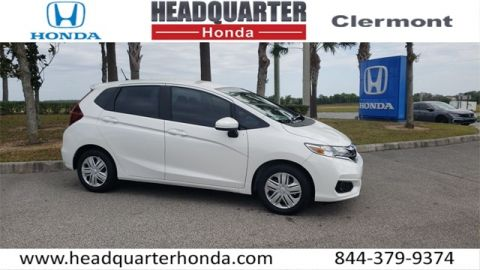 New 2019 Honda Fit LX 6MT