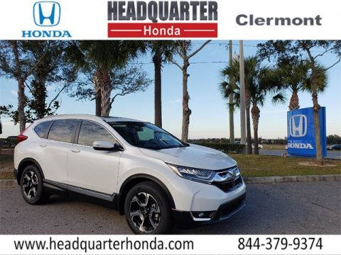 New 2019 Honda CR-V 2WD Touring